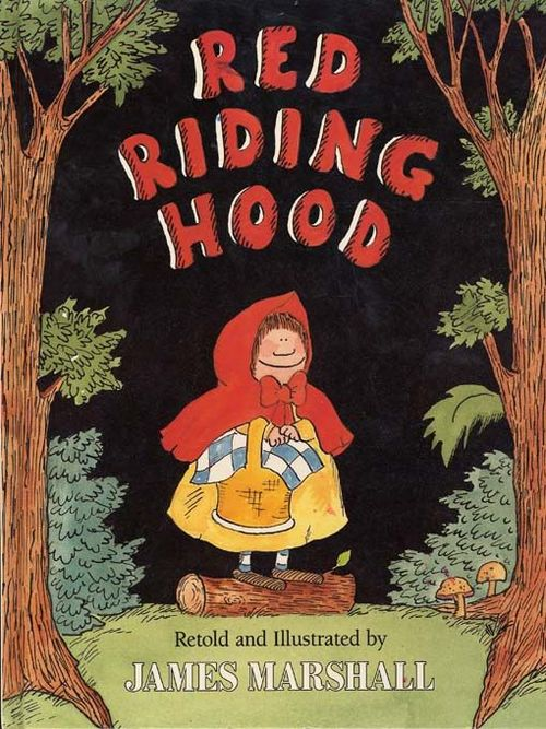 Red Riding Hood book