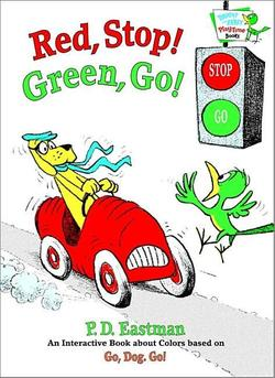 Red, Stop! Green, Go! book