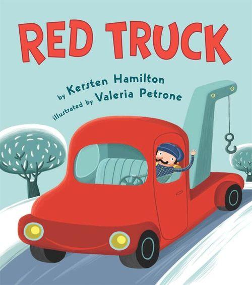 Red Truck Book