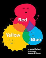 Red Yellow Blue book