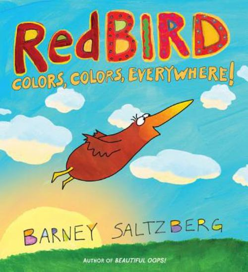 Redbird: Colors, Colors, Everywhere! book