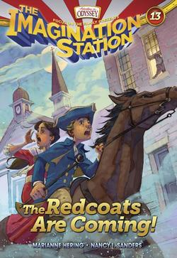 Redcoats Are Coming! book