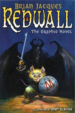 Redwall: The Graphic Novel book