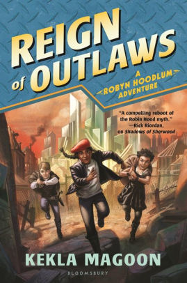 Reign of Outlaws book