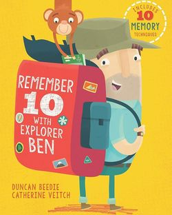 Remember 10 With Explorer Ben Book