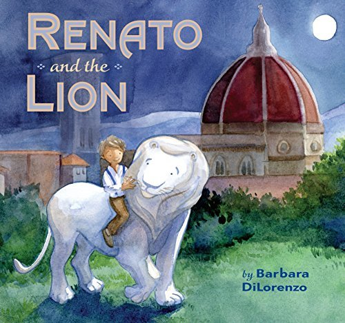 Renato and the Lion book