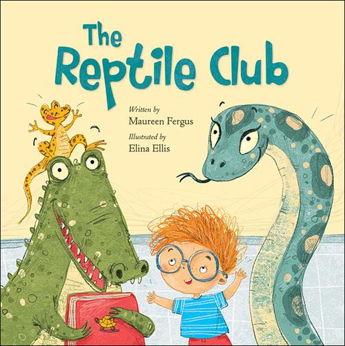 Reptile Club, The book