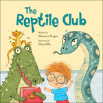 Reptile Club, The book