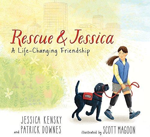 Rescue and Jessica book