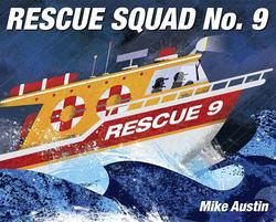 Rescue Squad No. 9 book