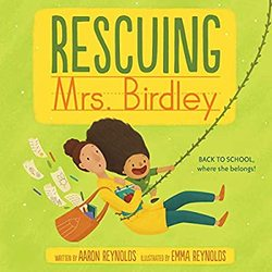 Rescuing Mrs. Birdley book