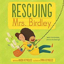 Rescuing Mrs. Birdley book