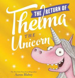 Return of Thelma the Unicorn book