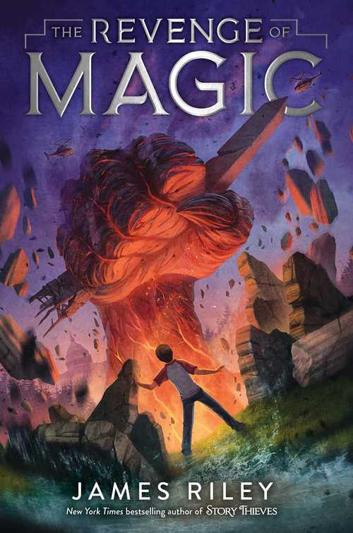 Revenge Of Magic book