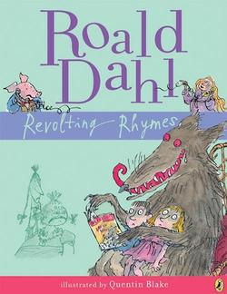 Revolting Rhymes book
