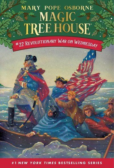 Revolutionary War on Wednesday book