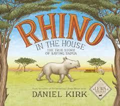 Rhino in the House book