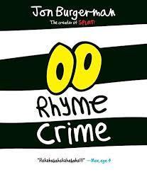 Rhyme Crime book