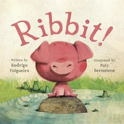 Ribbit! book