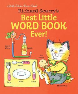 Richard Scarry's Best Little Word Book Ever! book