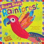 Riddle Diddle Rainforest book