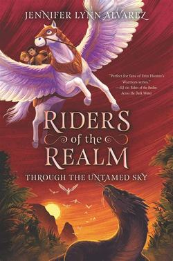 Riders of the Realm #2: Through the Untamed Sky book