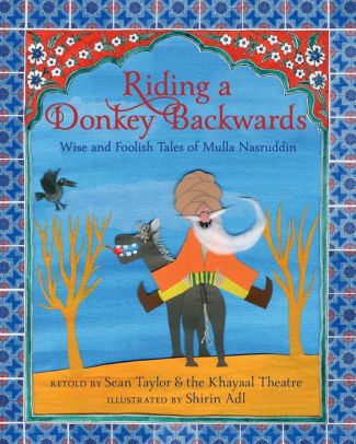 Riding a Donkey Backwards book
