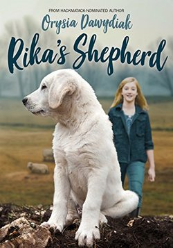 Rika's Shepherd book
