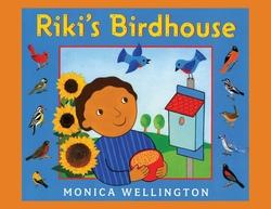 Riki's Birdhouse book