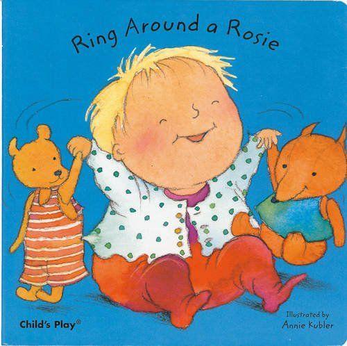 Ring Around a Rosie book
