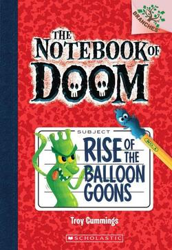 Rise of the Balloon Goons book