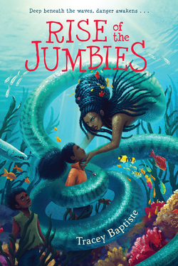 Rise of the Jumbies book