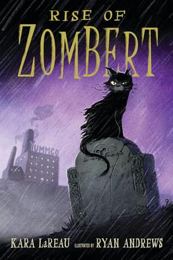 Rise of Zombert book