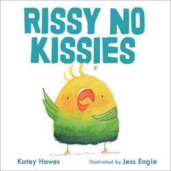 Rissy No Kissies book