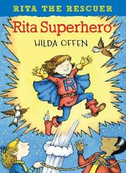 Rita Superhero book