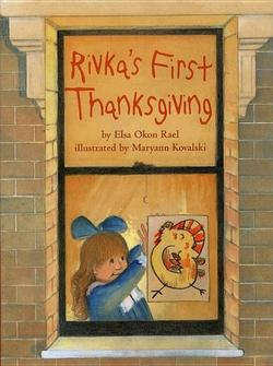 Rivka's First Thanksgiving book