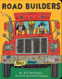 Road Builders book