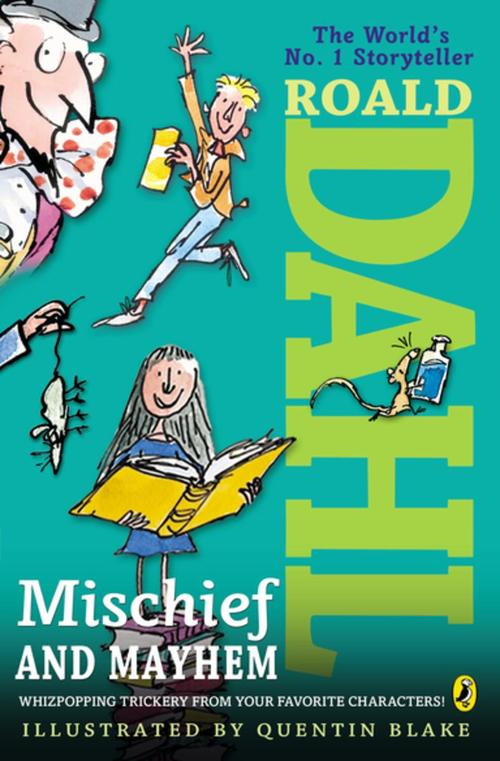 Roald Dahl's Mischief and Mayhem book