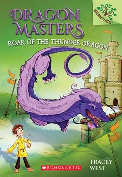 Roar of the Thunder Dragon book