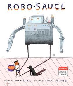 Robo-Sauce Book