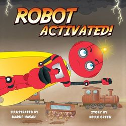 Robot Activated! book