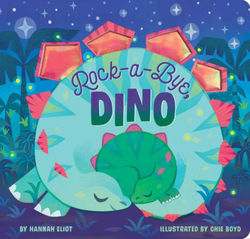 Rock-a-Bye, Dino book
