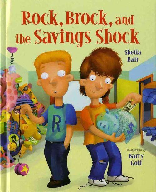 Rock, Brock, and the Savings Shock book