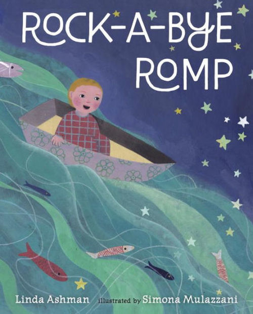Rock-a-Bye Romp book