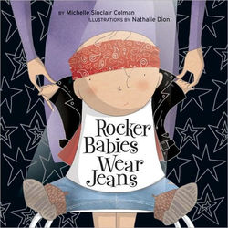 Rocker Babies Wear Jeans book