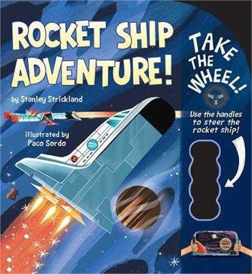 Rocket Ship Adventure! book