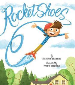 Rocket Shoes book