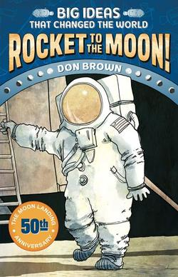 Rocket to the Moon! book