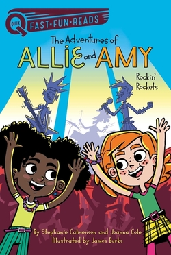 Rockin' Rockets: The Adventures of Allie and Amy 2 book