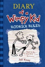 Rodrick Rules book
